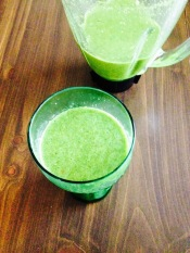 N.A.G {Not Another Green} Smoothie